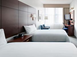 中央鲁普酒店,位于芝加哥的酒店