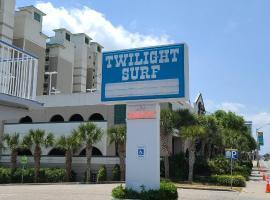 Twilight Surf Hotel,位于默特尔比奇的酒店