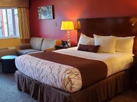 Olympic Inn & Suites,位于阿伯丁的酒店