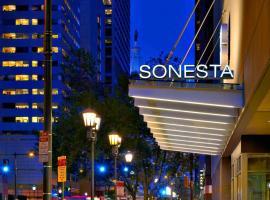 费城索尼斯塔里滕豪斯广场酒店,位于费城的酒店
