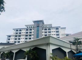 Raia Hotel Kota Kinabalu,位于哥打京那巴鲁的酒店