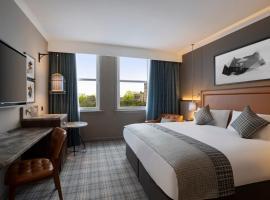 茱莉斯爱丁堡旅馆,位于爱丁堡的酒店