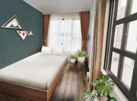 Hanoi Boutique Hotel,位于河内的酒店