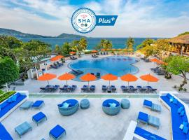 Diamond Cliff Resort & Spa - SHA Plus,位于芭东海滩的酒店