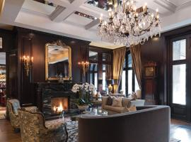 Wedgewood Hotel & Spa - Relais & Chateaux,位于温哥华的酒店