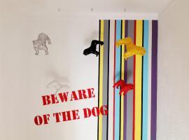 The Bulldog Inn - Duna Parque Group,位于米尔芳提斯城的酒店