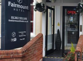 费尔蒙特酒店,位于伯恩茅斯的酒店