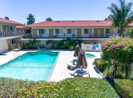 加州套房酒店,位于圣地亚哥的酒店