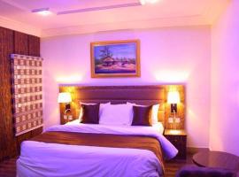 E-Suite Hotel,位于阿布贾的酒店