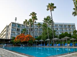 维罗尼卡酒店,位于帕福斯的酒店