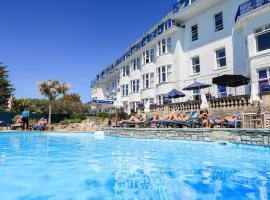 马香柯特酒店,位于伯恩茅斯的酒店