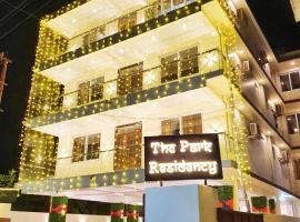 The Park Residency,位于德拉敦的酒店