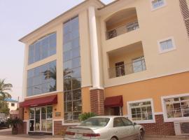 Vynedresa Hotels,位于阿布贾的酒店
