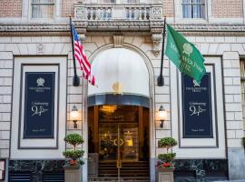 五月花公园酒店,位于西雅图的酒店