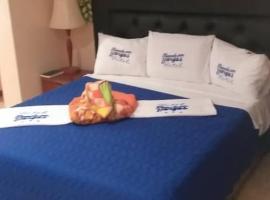 HOTEL MUEVETE POR VARGAS,位于Catia La Mar的酒店
