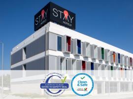 Stay Hotel Porto Aeroporto,位于马亚的酒店