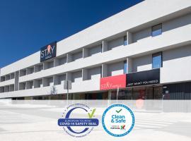 Stay Hotel Lisboa Aeroporto,位于里斯本的酒店