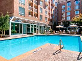 希尔顿亚特兰大套房酒店,位于亚特兰大的酒店