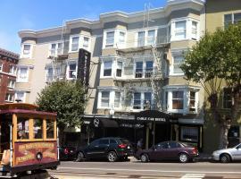缆车酒店,位于旧金山的酒店