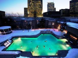 蒙特利尔文德酒店,位于蒙特利尔的酒店