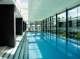 皇冠江滨酒店,位于墨尔本的酒店