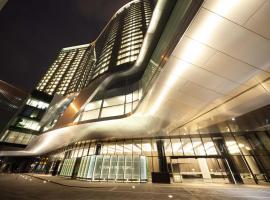 皇冠墨尔本大都市酒店,位于墨尔本的酒店