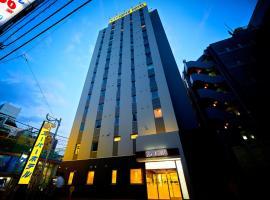 新宿歌舞伎町超级酒店,位于东京新宿站附近的酒店