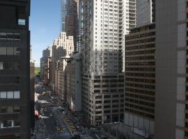 曼哈顿时代广场酒店,位于纽约的酒店