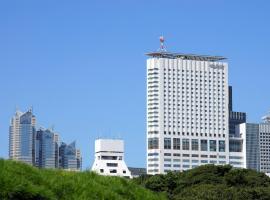 小田急世纪南悦酒店,位于东京新宿站附近的酒店