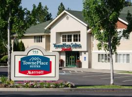 TownePlace Suites Old Mill District, Bend Near Mt Bachelor,位于本德的酒店