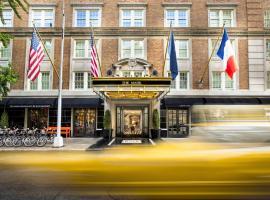 马克纽约酒店,位于纽约的酒店