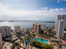 财富之家套房公寓式酒店,位于迈阿密的公寓