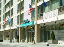 拉贝尔套房酒店,位于蒙特利尔的酒店