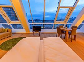 Getreidemarkt 10 Serviced Apartments - contactless check-in,位于维也纳的公寓