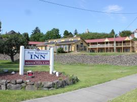 汤森港酒店,位于汤森港的酒店