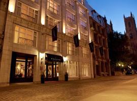 蒙特利尔圣萨尔匹斯酒店,位于蒙特利尔的酒店
