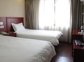 格林联盟江苏省常州市大学城酒店,位于常州的酒店