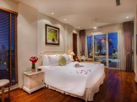 Mercury Central Hotel Hanoi,位于河内的酒店