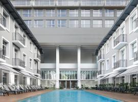 CH乌尔巴诺马德罗套房酒店,位于布宜诺斯艾利斯的酒店