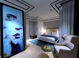 加拉塔沃尔顿酒店,位于伊斯坦布尔的酒店
