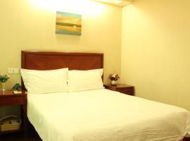 格林豪泰江苏省常州市钟楼区青枫公园快捷酒店,位于常州的酒店