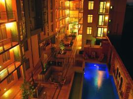 墨尔本中央京华酒店,位于墨尔本的酒店