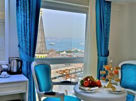 Glamour Hotel Istanbul Sirkeci,位于伊斯坦布尔的酒店