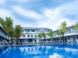 可可皇家海滩度假酒店,位于卡卢特勒的酒店