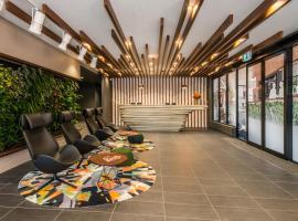 Kennigo Hotel Brisbane,位于布里斯班的酒店
