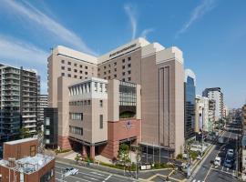 东京立川日航酒店,位于立川市立川站附近的酒店
