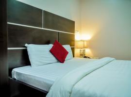 鲍尔迈克旅馆,位于阿布贾的酒店