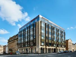 格拉斯哥市中心希尔顿汉普顿酒店,位于格拉斯哥的酒店