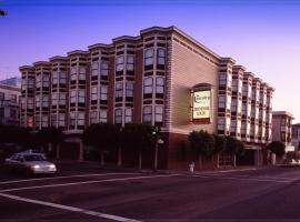 Coventry Motor Inn,位于旧金山的酒店