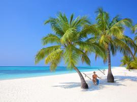 古丽都岛Spa度假村,位于古丽都的酒店
